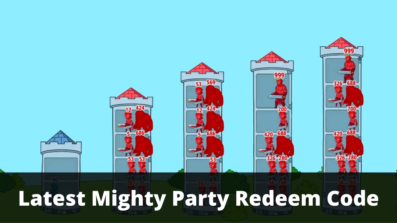 Mighty Party Redeem Code