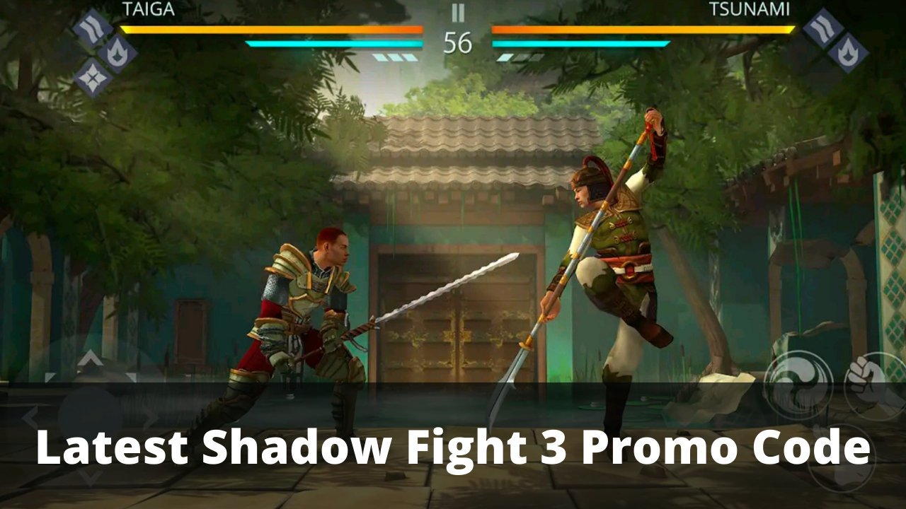 Shadow Fight 3 Promo Code