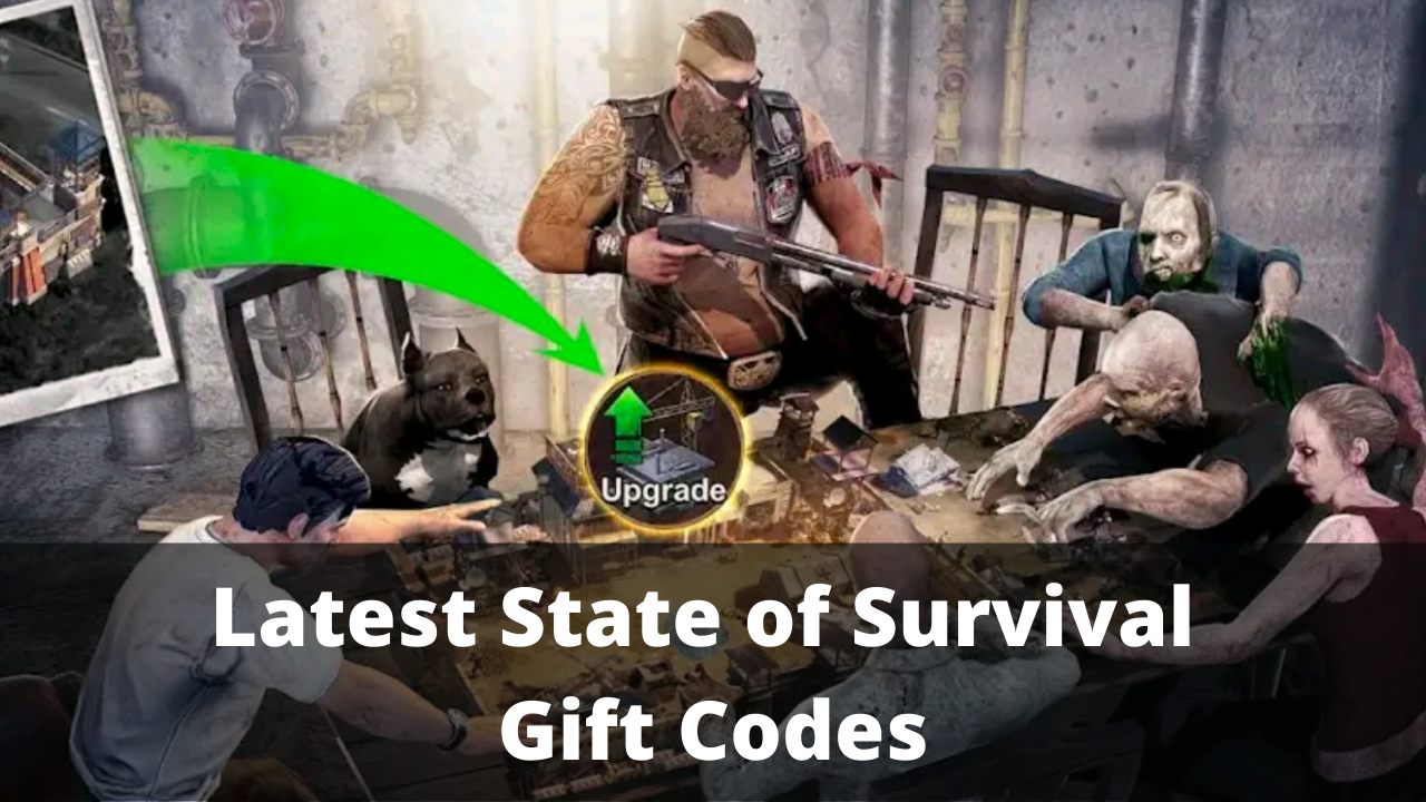 State of Survival Gift Codes